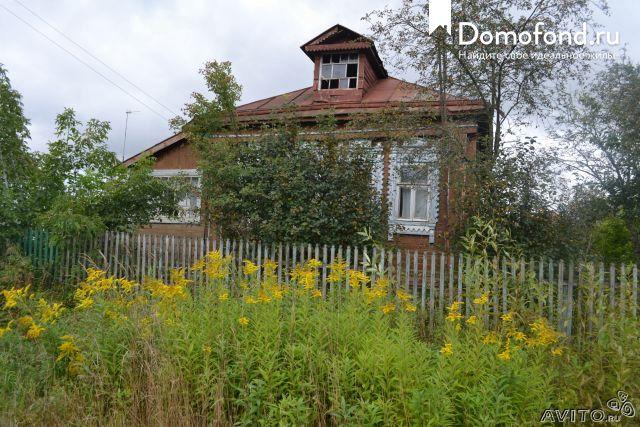 дом на продажу город покров domofond.ru
