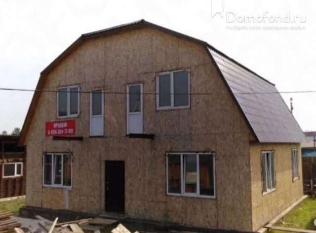 дом на продажу город северобайкальск domofond.ru